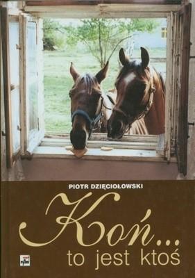 Okładka książki Koń to jest ktoś
