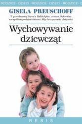 Okładka książki Wychowywanie dziewcząt /Poradniki dla rodziców