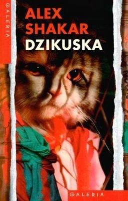 Okładka książki Dzikuska