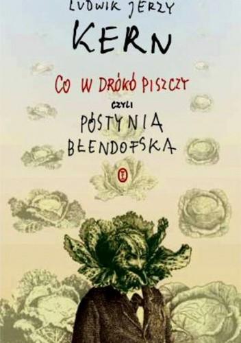 Okładka książki Co w drókó piszczy, czyli Póstynia Błendofska