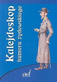 Okładka książki Kalejdoskop humoru żydowskiego