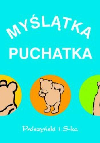 Okładka książki Myślątka Puchatka