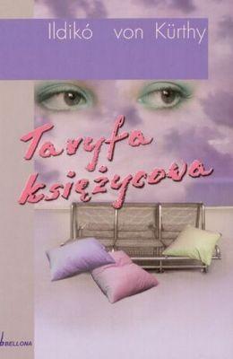 Okładka książki Taryfa księżycowa