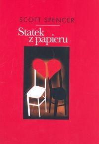 Okładka książki Statek z papieru