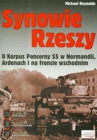 Okładka książki Synowie Rzeszy