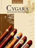 Okładka książki Cygara - praktyczny przewodnik