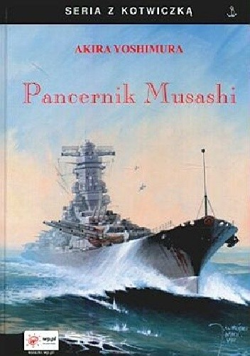 Okładka książki Pancernik Musashi