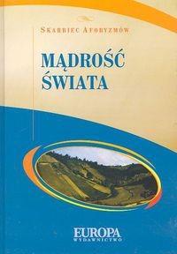 Okładka książki Mądrość świata. Skarbiec aforyzmów