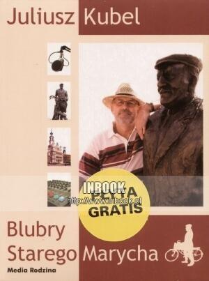 Okładka książki Blubry Starego Marycha