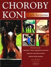 Okładka książki Choroby koni i i ich leczenie