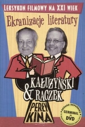 Okładka książki Perły kina : leksykon filmowy na XXI wiek. T. 2, Ekranizacje literatury