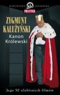 Okładka książki Kanon Królewski : jego 50 ulubionych filmów