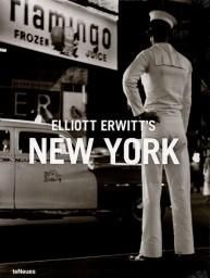 Okładka książki Elliott Erwitts: New York