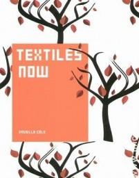 Okładka książki Textiles Now