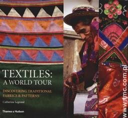 Okładka książki Textiles: A World Tour