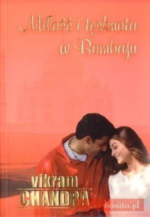 Okładka książki Miłość i tęsknota w Bombaju