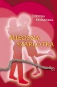 Okładka książki Miłosna szarlotka