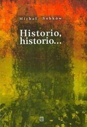Okładka książki Historio historio