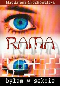 Okładka książki Rama Byłam w sekcie