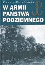 Okładka książki W Armii Państwa Podziemnego t.1
