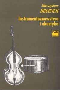 Okładka książki Instrumentoznawstwo i akustyka