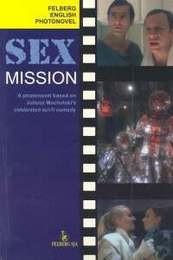 Okładka książki Sex mission (wyd. angielskie)