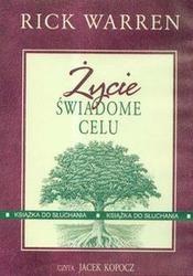 Okładka książki Życie świadome celu (Płyta CD)