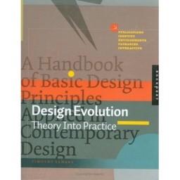 Okładka książki Design Evolution