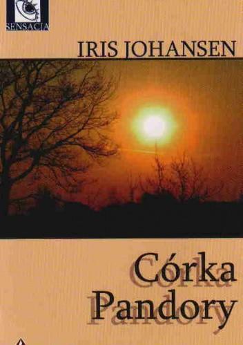 Okładka książki Córka Pandory