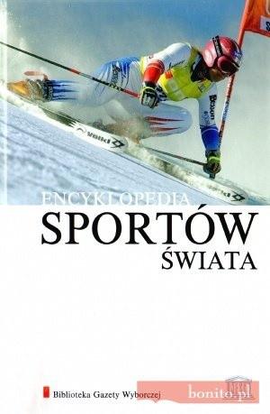 Okładka książki Encyklopedie sportów świata. Tom 9: na-pe + CD z grą ''Winter Sports'' OP