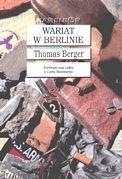Okładka książki Wariat w Berlinie