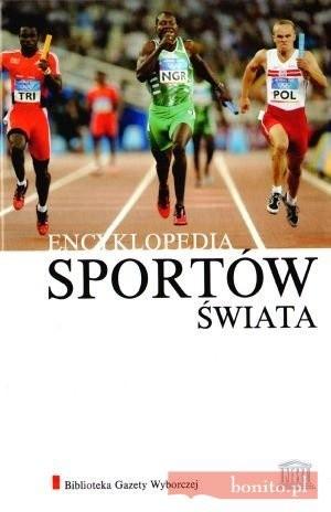 Okładka książki Encyklopedia sportów świata. Tom 14: su-to + CD z grą ''Tennis elbow''