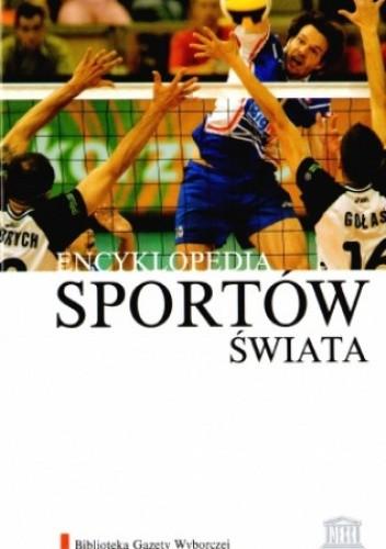 Okładka książki Encyklopedia sportów świata. Tom 12: ri-sk + CD z grą ''Beach volleyball''