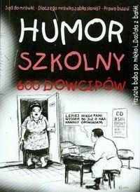 Okładka książki Humor szkolny