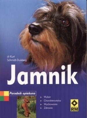 Okładka książki Jamnik. Poradnik opiekuna