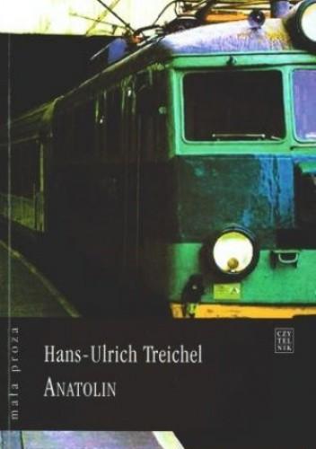 Okładka książki Anatolin