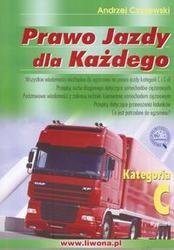 Okładka książki Prawo jazdy dla każdego kat.c