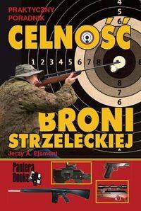 Okładka książki Celność broni strzeleckiej