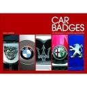 Okładka książki Car Badges