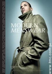 Okładka książki Modern Menswear