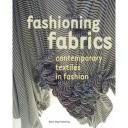 Okładka książki Fashioning Fabrics