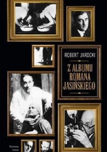 Okładka książki Z albumu Romana Jasińskiego