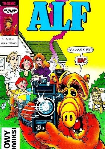 Okładka książki Alf 2/1991