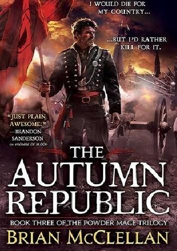 Okładka książki The Autumn Republic