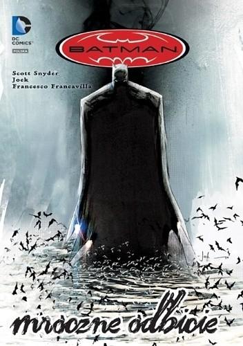 Okładka książki Batman: Mroczne odbicie