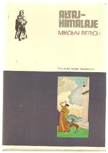 Okładka książki Ałtaj - Himalaje
