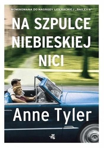 Okładka książki Na szpulce niebieskiej nici