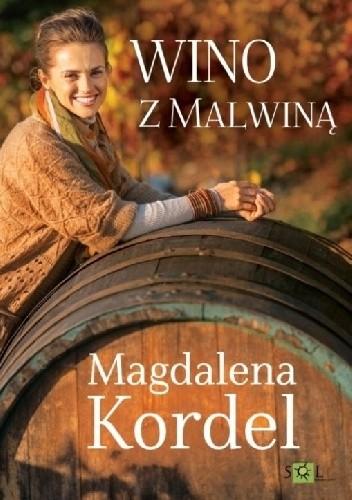 Okładka książki Wino z Malwiną