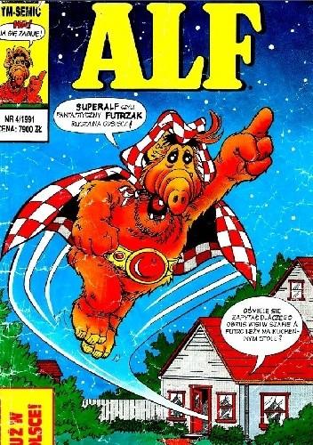 Okładka książki Alf 4/1991