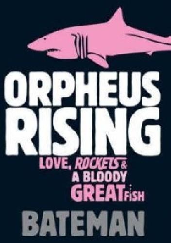 Okładka książki Orpheus Rising